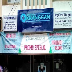 Apotik & Klinik Medika Kranggan